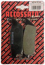 Pastiglie Accossato Organica Anteriori Kymco Xciting 500 2004 AGPA72OR