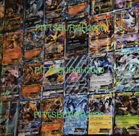 Pokemon Card Lot-25 OFFICIAL Cards Ultra Rare Included-V/GX/EX/MEGA/or SECRET