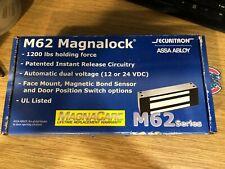Securitron M62fgb Assa Abloy Magnalock 1200 Lbs 1224 Vdc