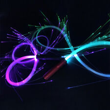 LED Flowlights Pod Poi Capsule Cases EDM Glow Flowtoys Rave Pair of Flow Toys 2p