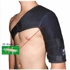 IRUFA 3D Breathable Cuff Shoulder Brace Support AC Joint Dislocated Injury