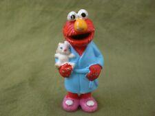 Sesame Street: Elmo in Bathrobe PVC Figure