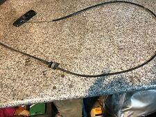 Porsche 944 968 (1986-1995) Bonnet Pull Release Handle + Cable 92851117502