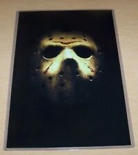 Friday the 13th 11X17 Jason Voorhees Mask Only Movie Poster
