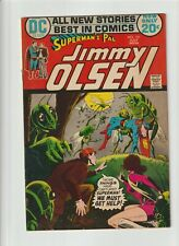 SUPERMAN'S PAL JIMMY OLSEN #151 VF Green Lantern app. 1972