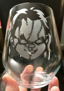 Personalised Glass Chukky Stemmed/Stemless **CHECK INFORMATION**