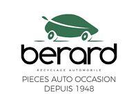 Boite 5 vitesses Peugeot Bipper Citroen Nemo 1.2hdi 75ch - 133 953 kms