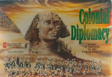 Avalon Hill colonial Diplomacy PDF référence Disc + Gratuit p&p