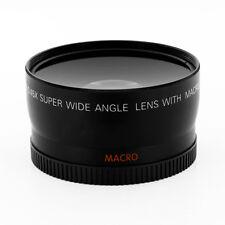 Wide Angle 0.45x AF LENS 52mm for Canon EOS 20D 30D 40D t6i t4i t3i t3 t2 XTi T1