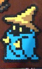 Final Fantasy Black Mage Perler Bead Sprite