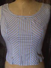 Vintage Philosophy di Alberta ferretti gothic blouse