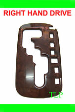 FOR TOYOTA HILUX MK6 SR VIGO WOOD GEARSHIFT GEAR AUTO COVER SURROUNDS TRIM 05-12