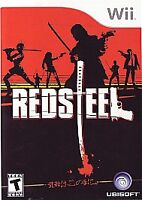 Red Steel (Nintendo Wii) Disc Only, Tested