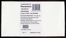 New KX-FA135 Fax Cartridge for Panasonic KX-F1010 KX-F1015 KX-F1016 KX-F1110