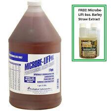 Microbe-Lift PBL Professional Blend Liquid 1gal 10BLXG4P + FREE Barley Straw