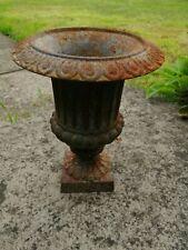 Cast Iron Garden Urn - small