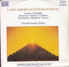 NAXOS COLLECTION 15 Latin American Guitar Festival - 3 CD set