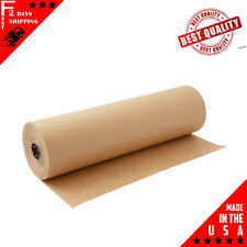 Brown Kraft Paper Roll 30� x 150 ft (1800 inches) Single - Proudly Made in.