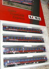 HS ACME AC55158 Wagenset Bahn Touristik Express  Ep.V-VI  4teilig