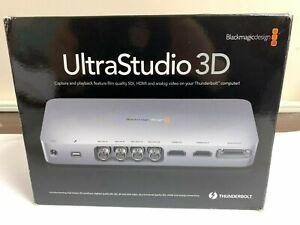 Blackmagic Design Ultrastudio 3d MINT!