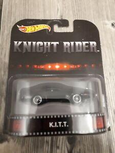 HOT WHEELS Knight Rider K.I.T.T. - Retro Entertainment KITT 1:64 DWJ74 Rarität