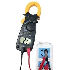 Portable AC DC Voltage LCD Digital Clamp Multimeter Electronic Tester Meter TRC