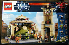 LEGO Star Wars 9516 Jabba's Palace 9516 MISB OOP