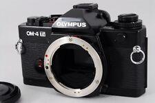 [ MINT !!] Olympus OM-4 Ti Black 35mm SLR Film Camera Body from Japan #11004-004