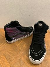 Vans sk8 Galaxy hi Top Black Men's Sz 10