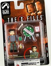 Donnie Pfaster The X-Files PALz Mini Action Figure Palisades 2005 Series 1
