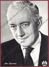 ALEC GUINNESS 03 ATTORE ACTOR ACTEUR CINEMA MOVIE UK Cartolina FOTOGRAFICA