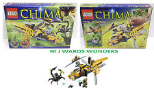 LEGO Chima 70129: Lavertus' Twin Blade With 2 Mini Figure