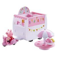 Peppa Pig Ice Cream Van Vehicle Playset