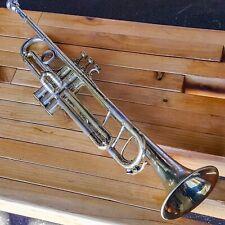 M. DuPont (B&F) 1930s Peashooter Jazz Trumpet - C/Bb/A - COOL Long & Low Design