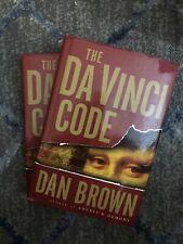 The Da Vinci Code by Dan Brown (2003, Hardcover) Book Club