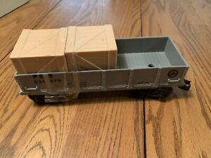 -= LIONEL PRR 626379 train freight Pennsylvania - One Cargo Missing =-