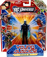 "DC UNIVERSE_Young Justice Collection_ICICLE JR. 4.25 "" action figure_New and MIP"