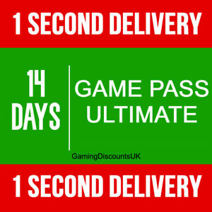 14 DAYS XBOX GAME PASS ULTIMATE MEMBERSHIP- Instant Delivery Xbox One 360 Series