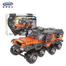 Xingbao Blocksteine Spielzeug Geländewagen Auto Car Modell bausätze Geschenk OVP