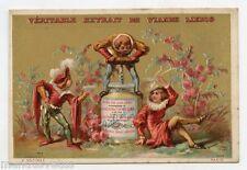 Chromo. LIEBIG . S96 (1878-1883) . Lutins . Féerique . Pixies . Fairy