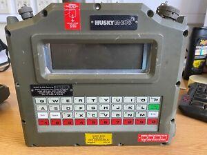 EX MOD  HUSKEY M-208  Computer Portable Programmed