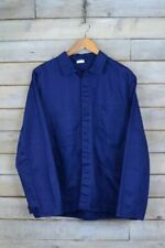 Unbranded Blue Coats & Jackets Cotton Outer Shell for Men