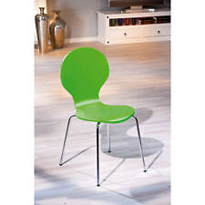 Interlink Stuhl Formici 4er Packgrün