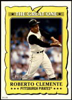 Roberto Clemente 2021 Topps Heritage 5x7 The Great One #GO-1 /49 Pirates