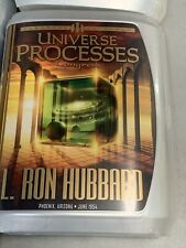 Universe Processes Congress L. Ron Hubbard Lectures SCIENTOLOGY COMPLETE NEW