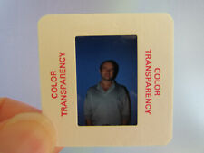 More details for original press photo slide negative - phil collins - 1980's - a