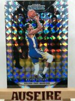 NBA Kevin Durant Golden State Warriors 2018-19 Mosaic Silver Prizm Card #53