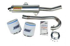 Sparks Racing Stage 1 Power Kit Ss Race Core Exhaust Suzuki Ltz400 03-04