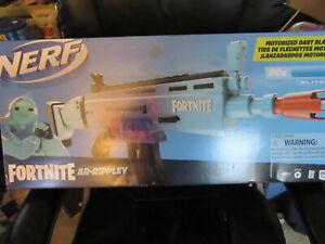 Hasbro - Nerf Fortnite AR-Rippley Motorized Elite Dart Blaster