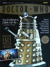 May Doctor Who Sci-Fi Magazines
